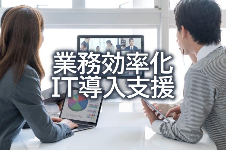 業務効率化・IT導入支援